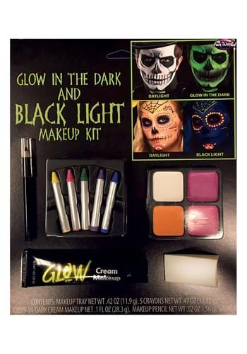 Glow in the Dark/Blacklight Makeup Kit