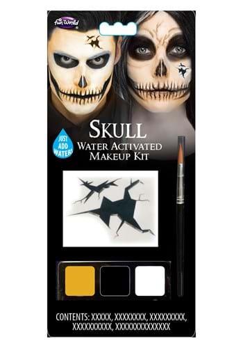 Cracked Skull Makeup Kit