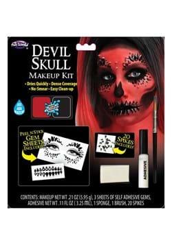 Devil Skull Makeup Kit