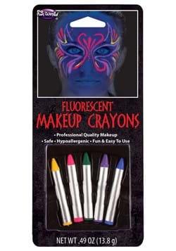 Fluorescent Makeup Crayons Kit