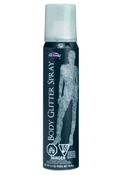 Iridescent Body Glitter Spray