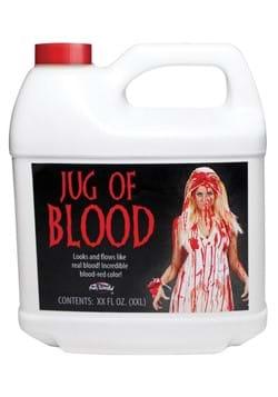Half Gallon Jug of Blood