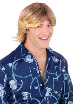 Blonde Shaggy Ladies Man Wig