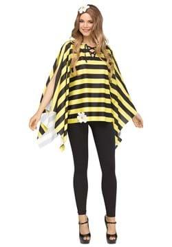 Womens Bumblebee Poncho