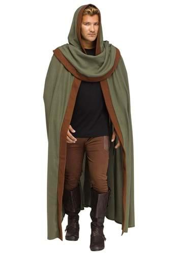 Adult Woodland Warrior Cloak