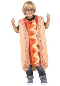 Toddler Photoreal Hot Dog Costume