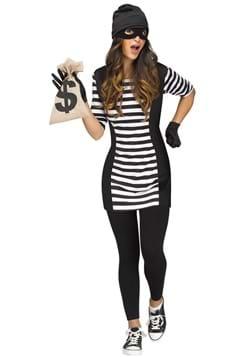 Womens Burglar Babe Costume