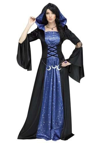 Womens Moon Sorceress Costume