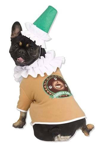 Cuddly Cafe Pet Costume