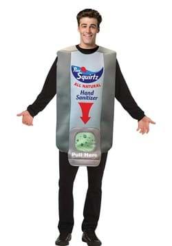 Hand Sanitizer Wall Dispenser Adult Costume
