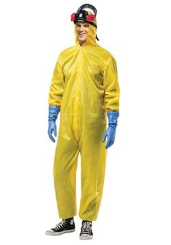 Hazmat Suit Adult Costume