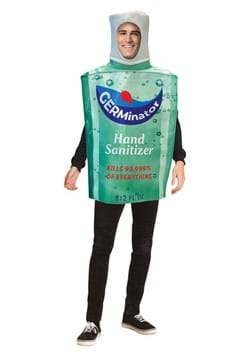 Adult Germinator Hand Sanitizer Bottle Costume