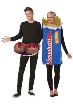 Spahgetti and Meatballs Couple