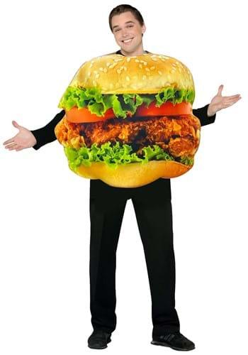 Get Real Chicken Sandwich