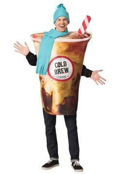 Cold Brew Coffee Costume