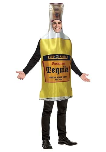 Tequila Bottle Tunic Costume for Adults
