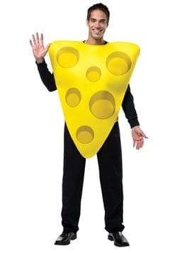 Cheese Slice Costume