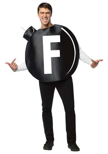 F Bomb Costume
