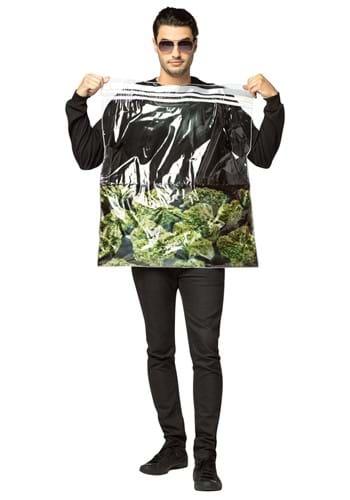 Bag of Weed Costume