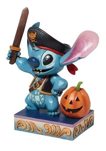 Jim Shore Pirate Stitch Statue