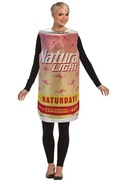 Adult Natural Light Naturdays Can Costume