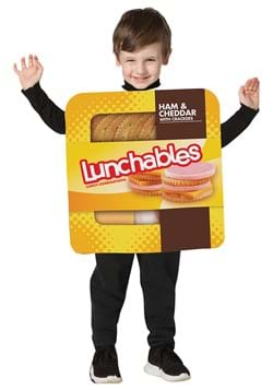 Lunchables Costume for Little Kids