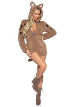 Sexy Mystery Pup Womens Costume UPD