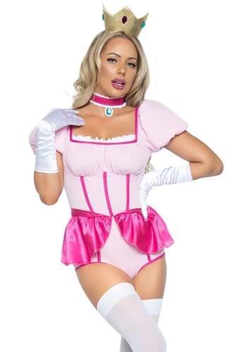 Sexy Pink Princess Women's Costume