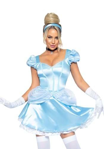 Sexy Storybook Cinderella Women's Costume
