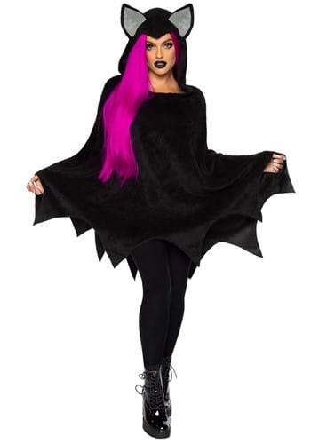 Women's Bat Poncho