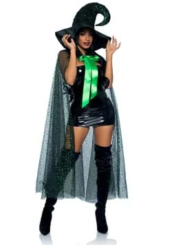Glitter Moon Cape and Witch Hat UPD