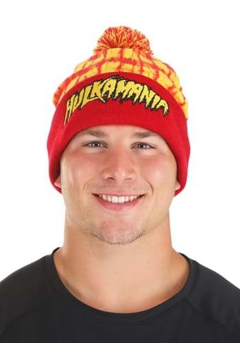 Hulk Hogan Hulkmania Knit Hat