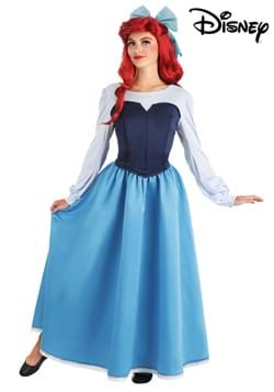 Adult Ariel Blue Dress Costume