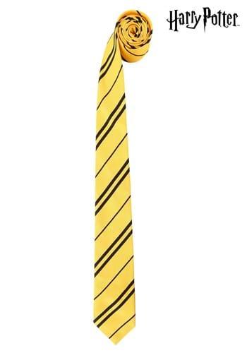 Hufflepuff Harry Potter Basic Necktie upd
