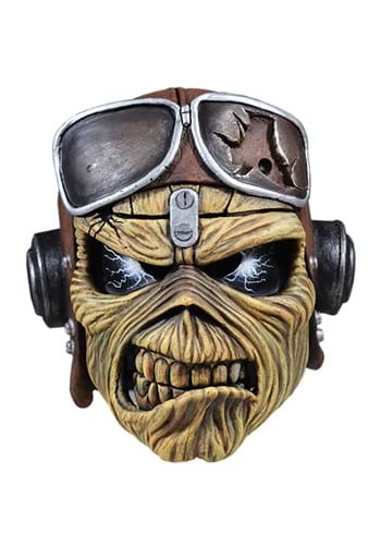 Iron Maiden Aces High Mask
