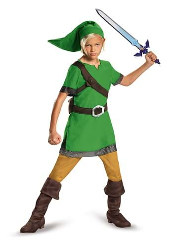 Legend of Zelda Link Classic Costume