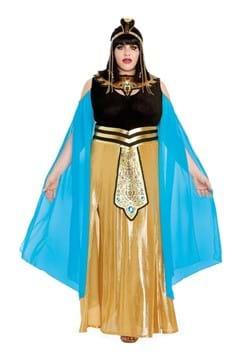 Women's Plus Queen Cleopatra Adult Costume