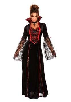 Women's Vampira Adult Costume