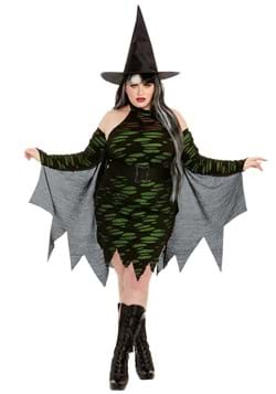 Womens Plus Miss Enchantment Adult Costume