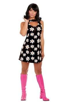 Women's 60's Daisy Dress