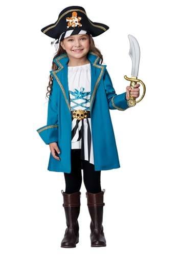 Petite Pirate Toddler Costume
