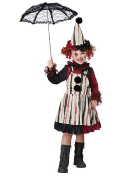Clever Lil' Clown Toddler Costume