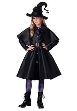 Girls Witch Coven Coat Costume