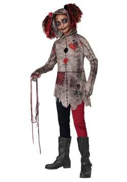 Girls Voodoo Tunic Dress Costume