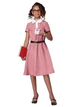 Girl's Aerospace Mathematician Child Costume