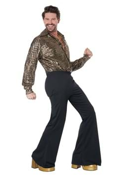 Mens 70s Disco Guy Adult Costume