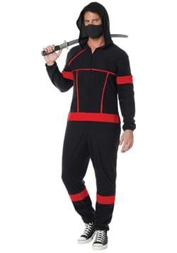 Adult Unisex Ninja Onesie Alt 1