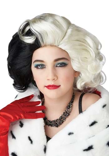Devilish Diva Child Wig