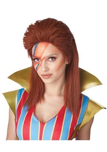 70's Glam Rocker Wig