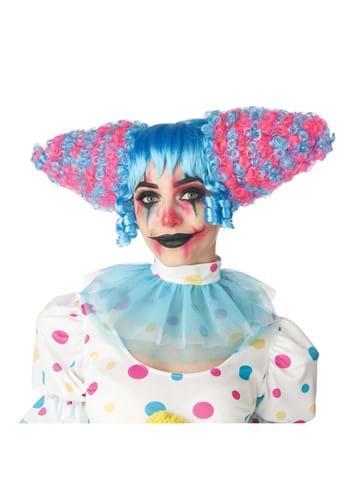 Funhouse Clown Cotton Candy Wig
